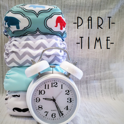 Cloth Diaper… Part Time!