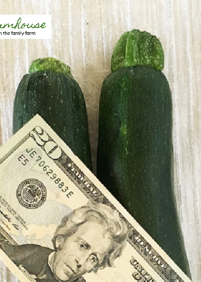 How to get paid for your extra garden produce … even if you don't have much