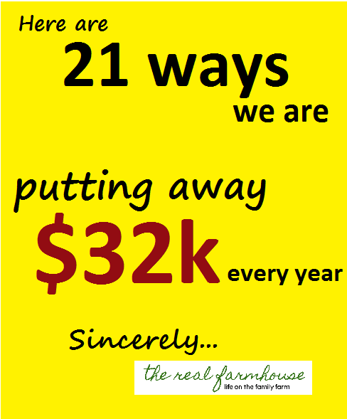 we have saved over $230,000 to put towards our dream home. 21 ways we got this far
