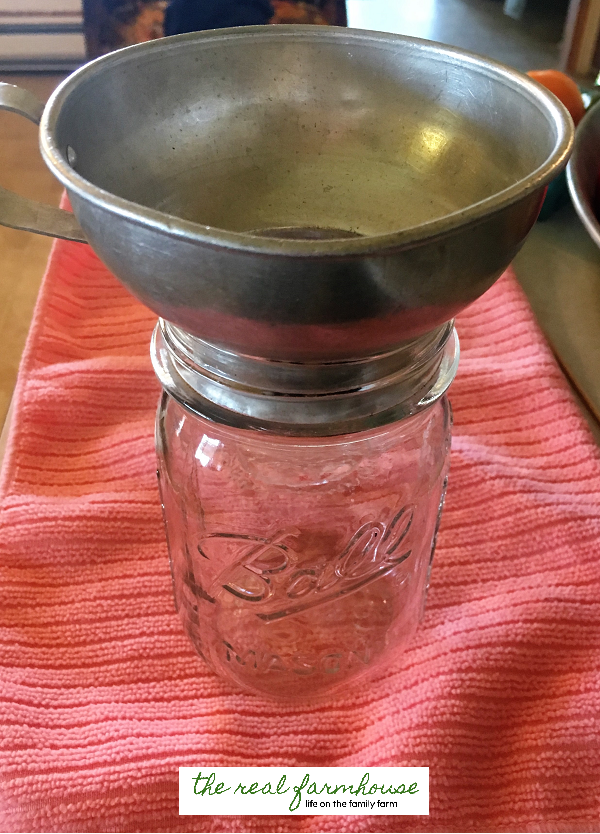 """How to make better than IHOP peach syrup using only the pits and skins. Super easy and you can seal the jars without actually """"canning it"""""""